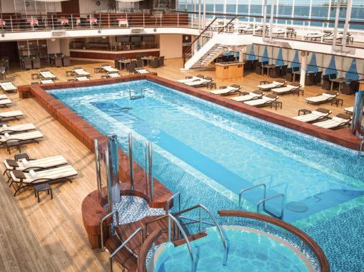 H2O Pool Deck